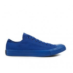 Кеды Converse Chuck Taylor All Star Low Mono Blue (O-221)