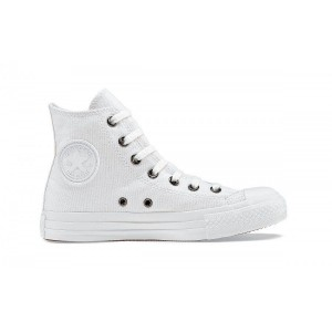 Кеды Converse Chuck Taylor All Stars High Mono White (O242)