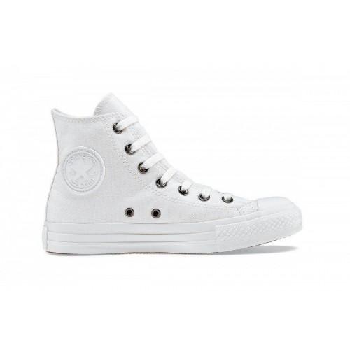 Кеды Converse Chuck Taylor All Stars High Mono White (O242)