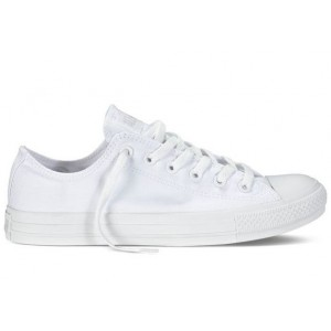 Кеды Converse Chuck Taylor All Stars Low Leather White (ОRМ311)