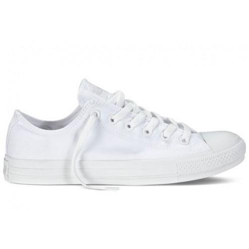 Кеды Converse Chuck Taylor All Stars Low Leather White (ОRМ311)
