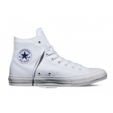 Кеды Converse Chuck Taylor All Star II High Белые (M-451)