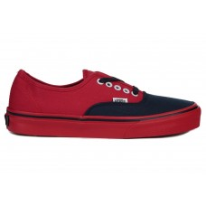 Кеды Vans Chukka Low Red Navy (O-641)