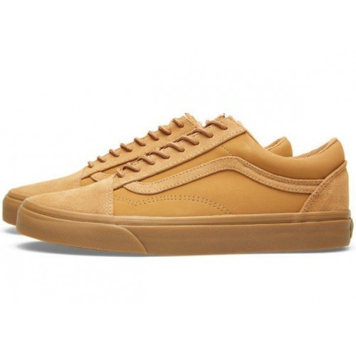Кеды Vans Old Skool tobacco brown (V-311)