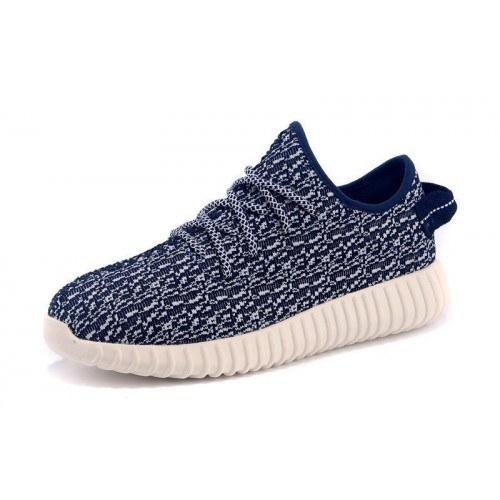 Кроссовки Adidas Yeezy Boost 350 Moon Blue (O-215)