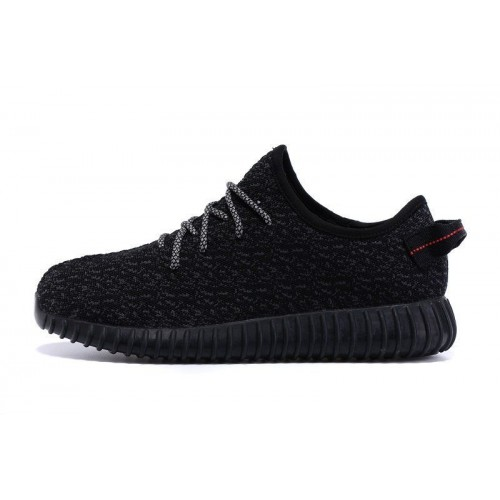 Кроссовки Adidas Yeezy Boost 350 Black Panter (OМWЕА218)