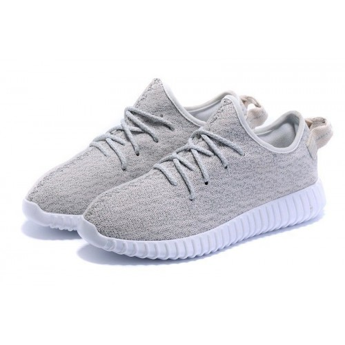 Кроссовки Adidas Yeezy Boost 350 Dirty White (OМ220)