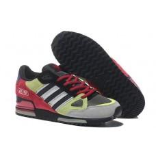 Кроссовки Adidas ZX 750 Цветные (О-245)