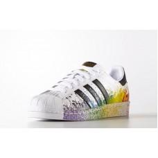 Кроссовки Adidas Superstar Supercolor PW Цвет (ОW127)