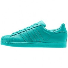 Кроссовки Adidas Superstar Supercolor PW Vivid Mint (ОЕW328)