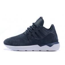Кроссовки Adidas Tubular Moc Runner Suede Grey (О-320)