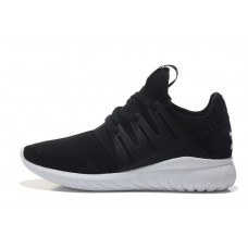 Кроссовки Adidas Tubular Runner Radial Black (О524)