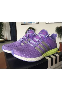 Кроссовки Adidas Ultra Boost 2 Purple (О-323)