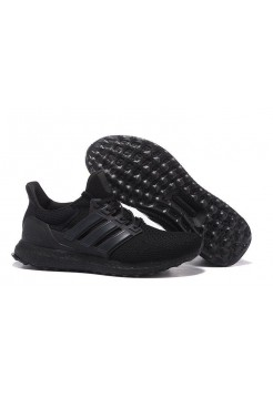 Кроссовки Adidas Ultra Boost All Black (ОАW324)
