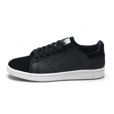 Кроссовки Adidas Stan Smith Original Black (О113)