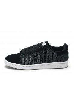 Кроссовки Adidas Stan Smith Original Black (О113)