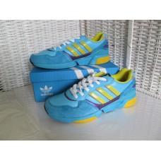 Кроссовки Adidas Torsion Синие (К-351)