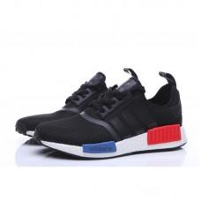 Кроссовки Adidas NMD Runner PK Черные (Е112)