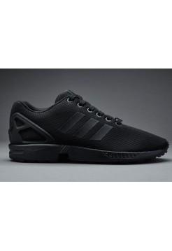 Кроссовки Adidas Zx Flux Black (WV-217)