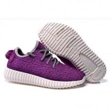 Кроссовки Adidas Yeezy Boost 350 Фиолетовый (Р-272)