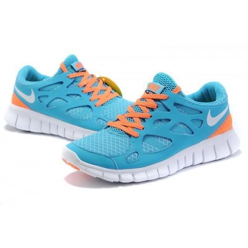 Кроссовки Nike Free Run Plus 2 (О-657)