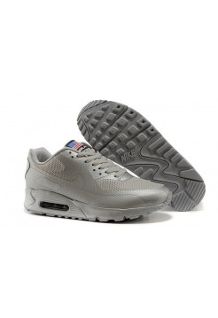 Nike Air Max 90 Hyperfuse Ash Grey USA (O-513)