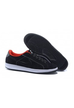 Кроссовки Nike Main Draw SL Black Red (О-344)