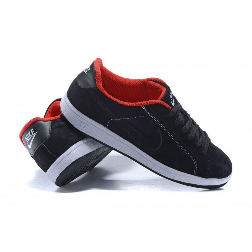 Кроссовки Nike Main Draw SL Black Red (О-344)