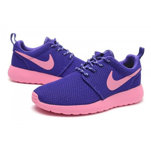 Кроссовки Nike Roshe Run II Lite Pink Purple (О-151)