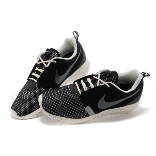 Кроссовки Nike Roshe Run II Black/Grey (О-171)