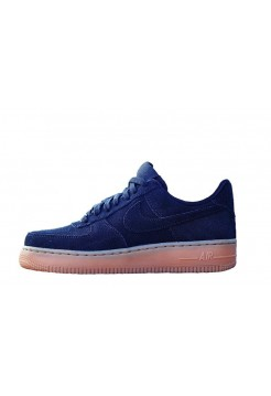 Кроссовки Nike Air Force Low Midnight Navy (ОЕА511)