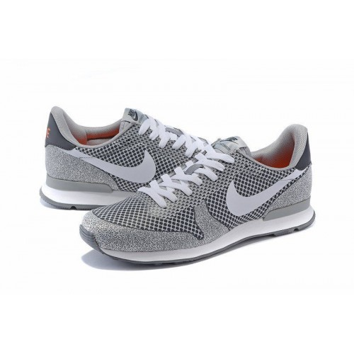 Кроссовки Nike Internationalist HPR Grey (О-123)
