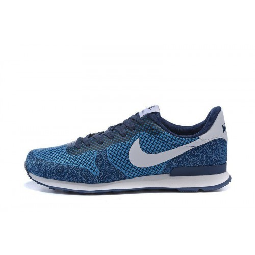 Кроссовки Nike Internationalist HPR Blue (О-124)