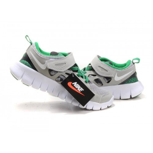 Кроссовки Nike Free Run 2 Kids Серые (О-233)