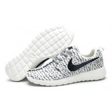 Кроссовки Nike Roshe Run Flyknit Turtle Grey (О-511)