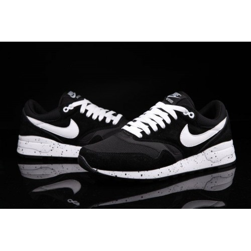 Кроссовки Nike Air Odyssey Black White (О-341)