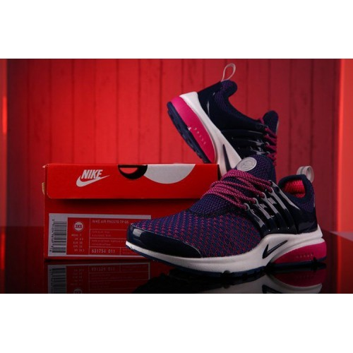 Кроссовки Nike Air Presto Flyknit Weaving Purple (О-212)