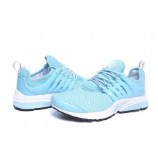 Кроссовки Nike Air Presto Flyknit Weaving Light Blue (О-213)