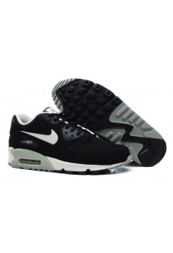 Кроссовки Nike Air Max 90 Essential Black/Silver (ОЕ322)