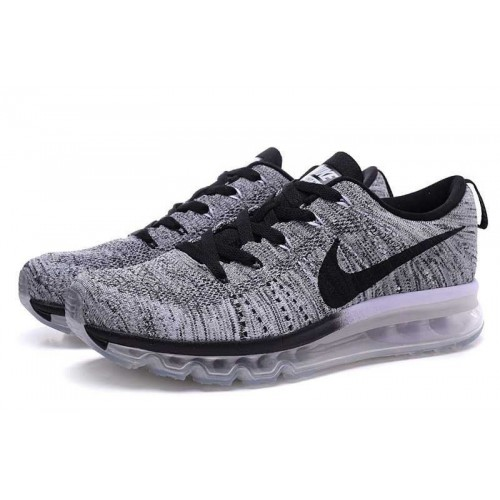 Кроссовки Nike Air Max Flyknit Grey (ОЕ-622)