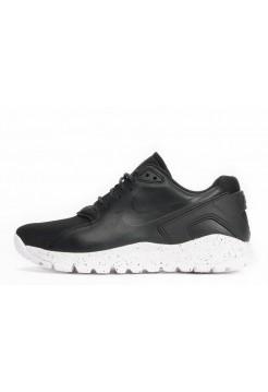 Кроссовки Nike Koth Ultra Low Black Leather (О-276)