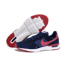 Кроссовки Nike Archive'83 Navy Red (О-712)