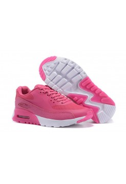 Кроссовки Nike Air Max 90 HyperLite Pink (О-637)