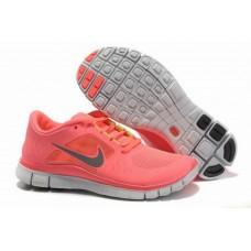 Кроссовки Nike Free Run Plus 3 Orange (ОРМЕА732)