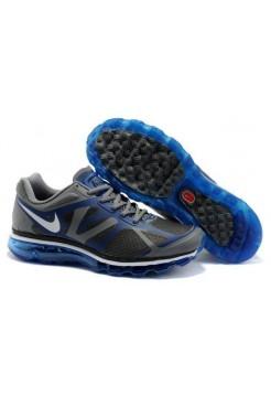 Кроссовки Nike Air Max 2012 Серые (О-332)