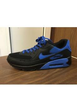 Кроссовки Nike Air Max 90 Черные (О-129)
