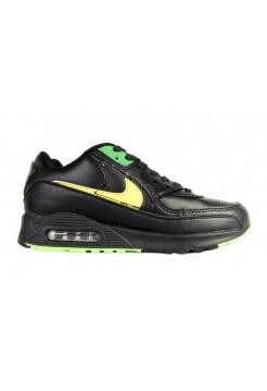 Кроссовки Nike Air Max 90 Черный (О-132)