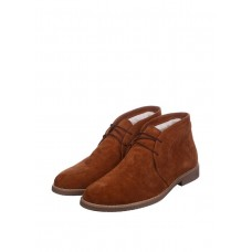 Ботинки Celio Guzzi Desert Boots Winter Suede Chestnut (О-216)