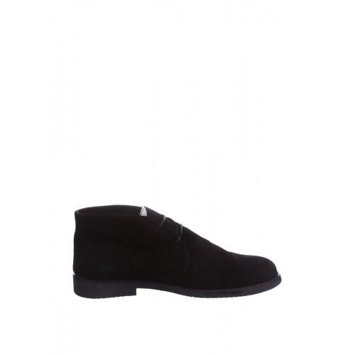 Ботинки Celio Guzzi Desert Boots Winter Suede Black (О-217)