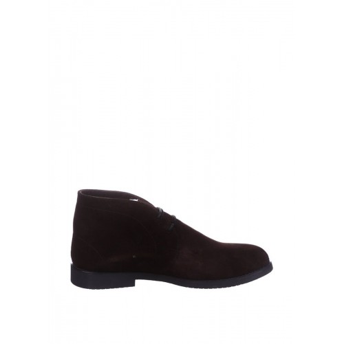 Ботинки Celio Guzzi Desert Boots Winter Suede Chocolate (О-218)